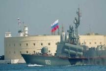 روسیه یک ناوچه به سمت ناوشکنهای آمریکا در شرق مدیترانه فرستاد