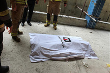 مرگ نگهبان جوان در ساختمان نیمه کاره در مشهد
