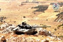 هلاکت 30 نفره تکفیریها درپی حملات موشکی مقاومت به دیرالزور/ 12 فرد مسلح با جداشدن از داعش، خود را به «التنف» رساندند
