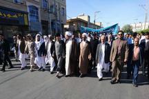 امام جمعه ایرانشهر: انقلاب اسلامی ادامه دهنده راه انبیاست