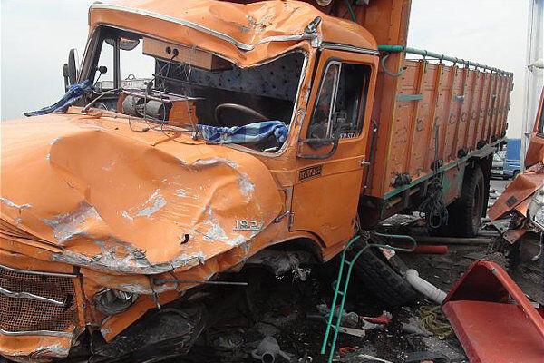 تصادف در محور کازرون به شیراز با ۶ کشته