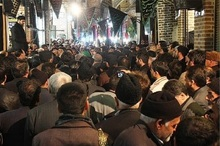 بازارا چیخدی؛ تبلور عشق حسینی در اردبیل  (ع)