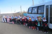 افتتاح دو کتابخانهی سیار در آذربایجانشرقی همزمان با هفتهی دولت
