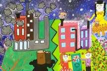 ارسال 43 اثر نقاشی کودکان آذربایجان غربی به مسابقات کشور رومانی