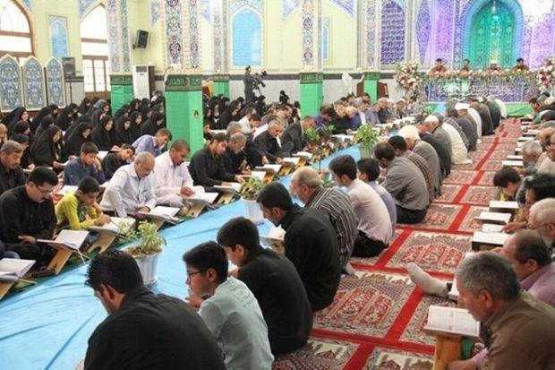 طرح قرائت قرآن کریم در مساجد سیستان و بلوچستان اجرا شد
