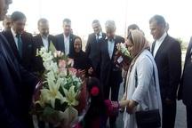 وزیر امور خارجه پاکستان وارد مشهد شد  مشهد میزبان 200 هزار زائر پاکستانی