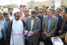 بهره برداری از 48 کیلومتر راه روستایی در شادگان آغاز شد