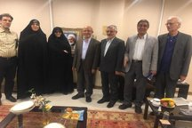 اعضای کمیته حصر مجلس با خانواده مهدی کروبی دیدار کردند