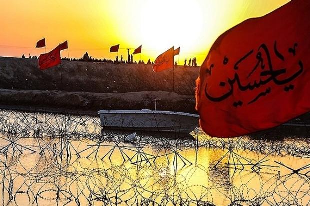 درهای اردوگاه شهید باکری خرمشهر به روی البرزی ها باز شد