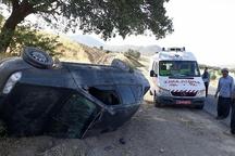 سوانح رانندگی در خوزستان 9 مصدوم بر جا گذاشت