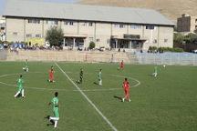 جایگاه صدرنشین لیگ برتر فوتبال آذربایجان غربی مستحکم تر شد