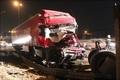 تصادف تریلر با کامیون در پلدختر 2 کشته برجا گذاشت