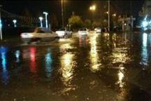 هیچگونه سیل و آبگرفتگی در قزوین گزارش نشده است
