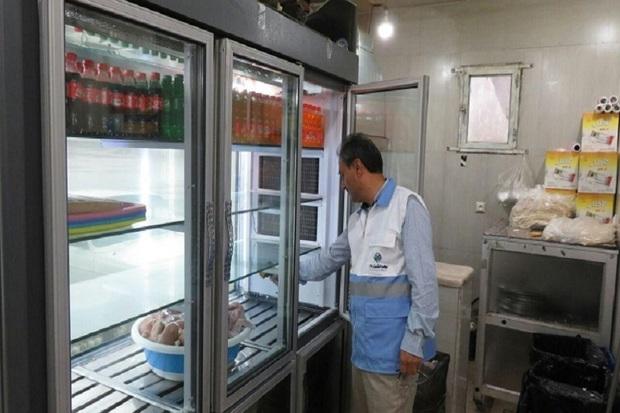 2100 مورد بازرسی از مراکز عرضه مواد غذایی در بوکان انجام شد