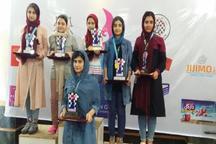 تهران قهرمان مسابقات شطرنج رده های سنی دختران کشورشد