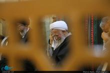 مراسم بزرگداشت چهلمین سالگرد شهادت آیت الله حاج سید مصطفی خمینی(ره) در قم