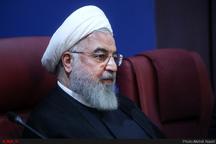 تقدیر روحانی از عوامل ستادی و عملیاتی شورای هماهنگی مدیریت بحران استان و شهر تهران