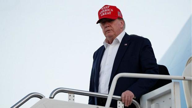 ترامپ در اولین جلسه تحقیقات استیضاح کنگره شرکت نمی کند