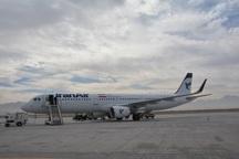 تأخیر هشت ساعته هواپیمای یزد به تهران