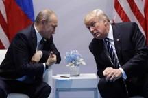 تاریخ احتمالی دیدار ترامپ و پوتین مشخص شد