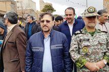 استاندارسمنان: راهپیمایی 22 بهمن تجلی همدلی ملت ایران است