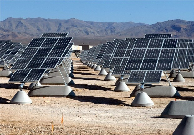 یزد، بیشترین روزهای آفتابی کشور را برای تولید انرژی دارد