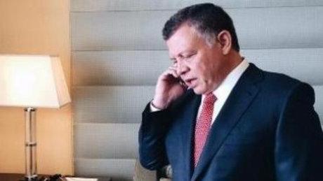 پادشاه اردن فردا راهی کویت میشود