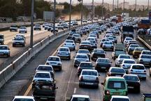 پنج میلیون وسیله نقلیه در جاده های استان مرکزی تردد کردند