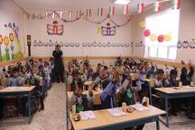 سال تحصیلی جدید در مدارس امید آینده آغاز شد