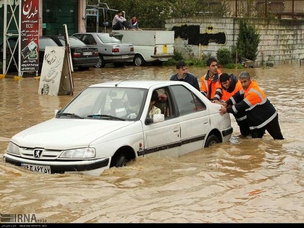 بارندگی بیش از 83 میلیارد تومان به سوادکوه شمالی خسارت زد