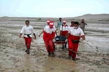 امدادرسانی به 77 سیل زده در خراسان رضوی