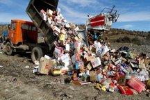 افزون بر 2 هزار تن مواد غذایی فاسد در جنوب کرمان کشف شد