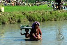 افزایش تعداد مسلمانان میانماری آواره در بنگلادش به 603 هزار نفر / اعتراض داکا/ ادامه فروش سلاح توسط اسرائیل برای پاک سازی قومی روهینگیا