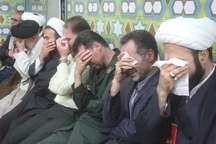 آئین های گرامیداشت سالگرد ارتحال امام خمینی (ره)در خلخال برگزار شد