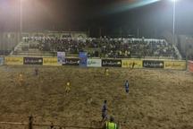 شهریار ساری صاحب دومین پیروزی در لیگ برترفوتبال ساحلی شد