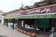 موکب مسجد جمکران در مسیر نجف به کربلا مستقر میشود