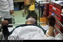 19مصدوم انفجار مواد محترقه روانه بیمارستان های اصفهان شدند