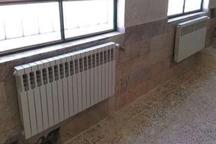 سامانه گرمایشی 402 کلاس درس در زنجان استانداردسازی شد