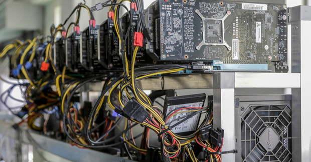 کشف 47 دستگاه تجهیزات فنی بیت کوین در بهشهر