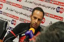 سرمربی گل ابریشم تهران: اشتباه داوری منجر به حذف این تیم شد