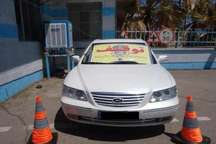 خودرو سواری با 41 میلیون ریال خلافی در شرق استان تهران توقیف شد
