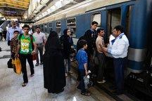 جابجایی مسافر از راه آهن آذربایجان 45 درصد افزایش یافت