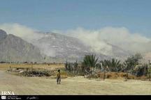 ورود به کوه نمک بوشهرممنوع شد