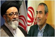 پیام مشترک نماینده ولی فقیه و استاندار آذربایجان شرقی برای سالگرد پیروزی انقلاب اسلامی