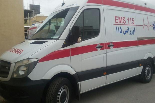 اورژانس خوزستان سه هزار و 703 ماموریت انجام داد