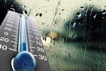 دمای هوا در 16 ایستگاه کردستان به زیر صفر رسید