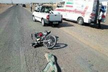 سانحه رانندگی در بجستان یک کشته داشت