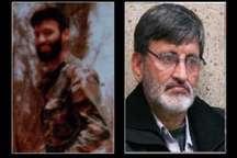 سردار فارسی یکی از فرماندهان دفاع مقدس سیستان و بلوچستان به جمع یاران شهیدش پیوست