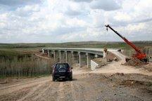 راه آهن بستان آباد - تبریز450 میلیارد تومان اعتبار نیاز دارد