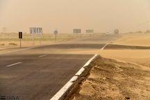 سرعت وزش باد در زابل به ۸۳ کیلومتر بر ساعت رسید